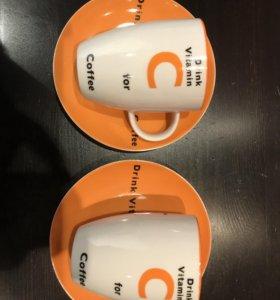 Новый кофейный набор