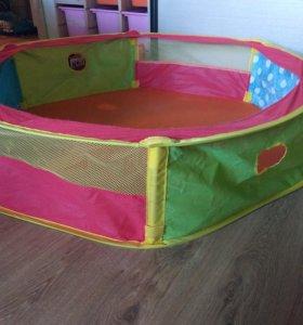 ELC сухой бассейн / манеж