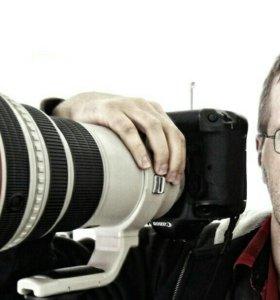 Видеограф и Фотограф Профессиональный