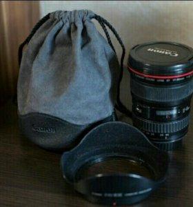 Объектив Canon 17-40 4L