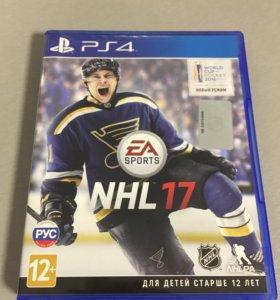NHL 17 , PS4