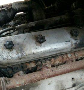 Двигатель МАЗ 238, б/у