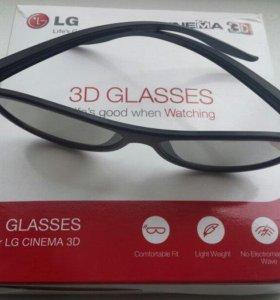 3D GLASSES 4x