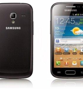 Samsung Galaxy 5830i и 8160 белый