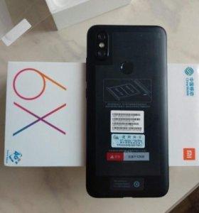 Xiaomi redmi 6x 6/64gb (новый)