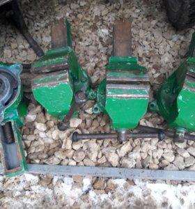 Тиски слесарные 125 мм