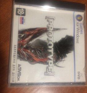 Продам диск Prototype (PC)