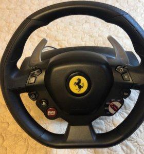 Игровой руль Thrustmaster T80 Ferrari 488 GTB