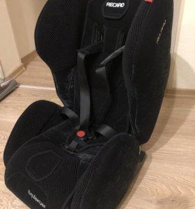 Детское автомобильное кресло Recaro young expert