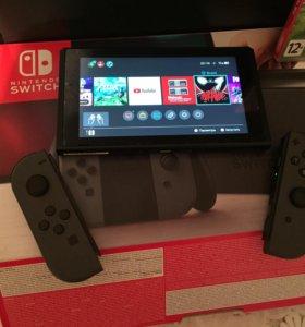Nintendo switch или обмен
