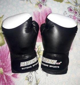 Перчатки боксерские носили