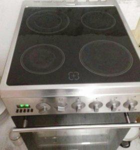Электрическая плита Haier