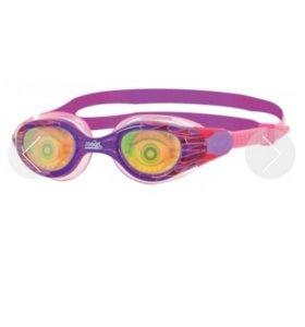 Детские очки для плавания ZOGGS Sea Demon Junior