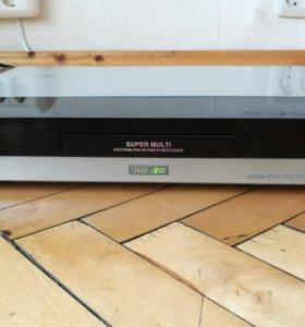 HD + DVD recoder LG HDRF 899X