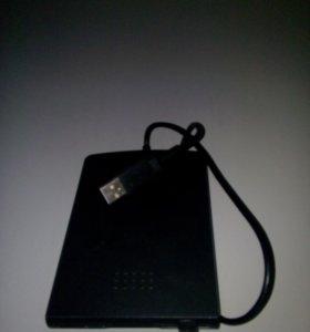 FDD дисковод USB