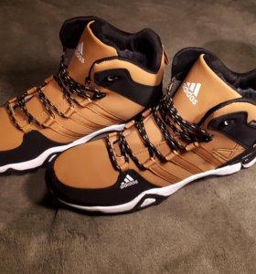 Зимняя обувь Adidas кроссовки