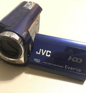 Видеокамера JVC GZ-MG330AER Everio