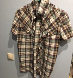 Рубашка с коротким рукавом LEE