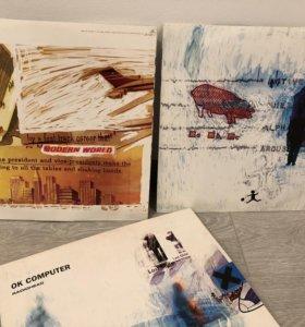 Виниловая пластика Radiohead - Ok Computer