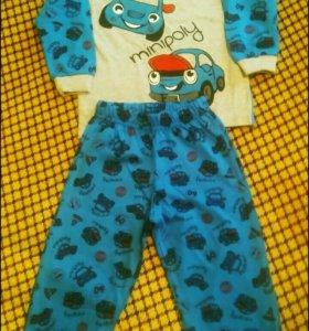 Пижама детская на мальчика.