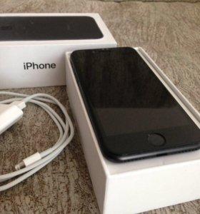 iPhone 7 состояние отличное 128 gb