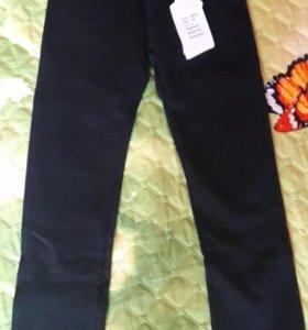 Новые утепленные джинсы на мальчика