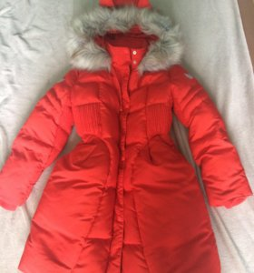 Красивое зимнее пальто фирмы Пеликан