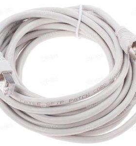 Новый Коммутационный(LAN) кабель (Патч-корд)