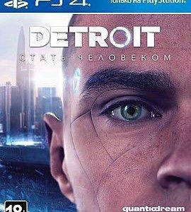 Detroit : Стать человеком (PS4)