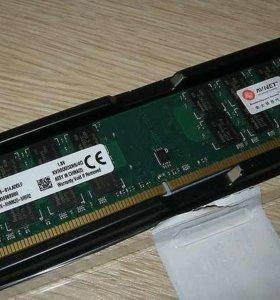 Оперативная память DDR2 4gb