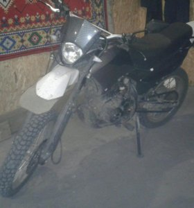 Мотоцикл Racer пантера