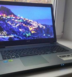 Acer Aspire E5-771G-59KR / Мощный / Full HD / 17,3