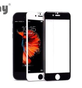 3D защитное стекло Ainy® для iPhone 6/6s