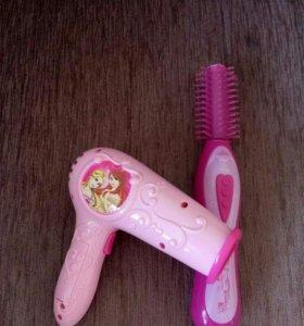 Для игры в парикмахерскую