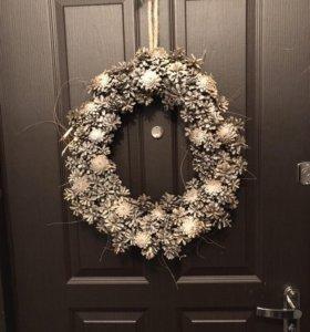 Венок рождественский (новогодний)