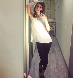 Блуза + джемпер БРЕНД