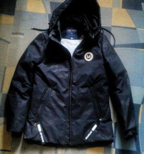 Куртка подростковая, размер 42-44, рост158.