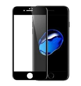 Защитное стекло на IPhone 6/6+/7/8/X