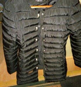 Куртка теплая на осень
