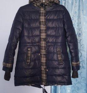 Зимний пуховик, зимнее пальто