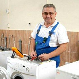 Ремонт стиральных машин,водонагревателей,свч,элект