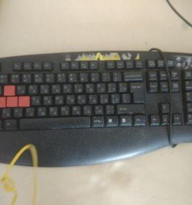 Оригинал клавиатура X7