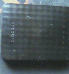Внешний жесткий диск SAMSUNG M3 Portable 500 GB
