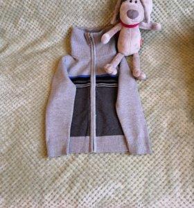 Красивый, тёплый свитер