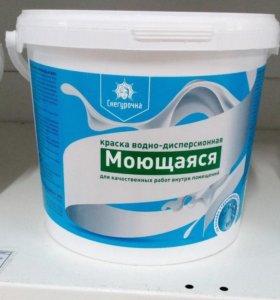 Краска водно-дисперсионная 6 кг