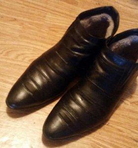 Ботинки зима ETOR