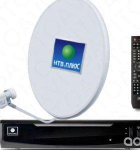 НТВ+ Спутниковый HD ресивер