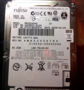 жесткий диск 2.5