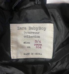 Курточка Zara в идеальном состоянии