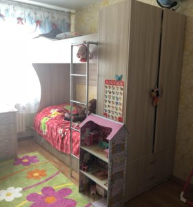 Детская мебель и два матраца. СРОЧНО!!!